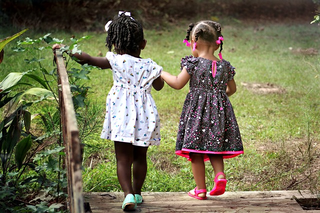 holčičky