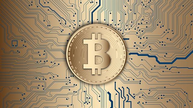 bitcoin ve zlatě