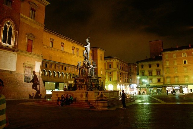 Červené mesto Bologna