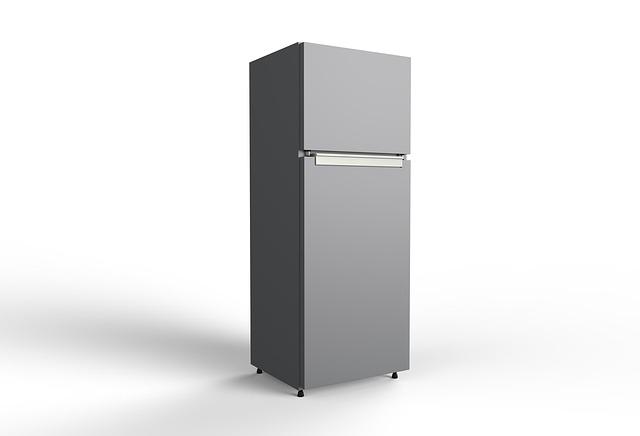 moderní lednička